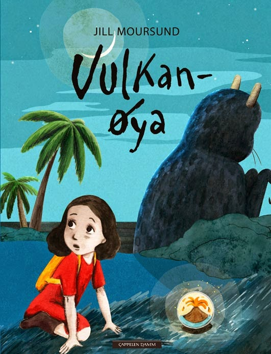 Bla i Vulkanøya
