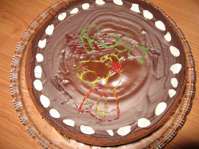 Da Hat Mein Frauchen Getippselt Und Euch Meinen Tollen Kuchen Gezeigt!