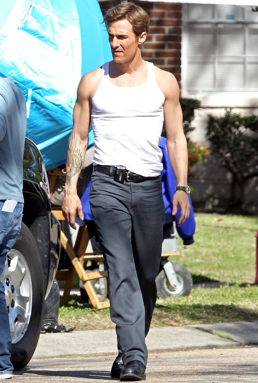 Matthew McConaughey Wo...