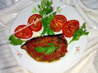 Türk mutfağının vazgeçilmez zeytinyağlı yemeklerinden biri olan imam bayıldı yazın en hafif ve lezzetli yemeklerindendir. Yaz sofralarının olmazsa olmaz zeytinyağlı yemeklerindendir...