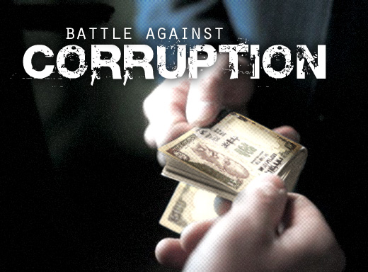 Essay in anti corruption