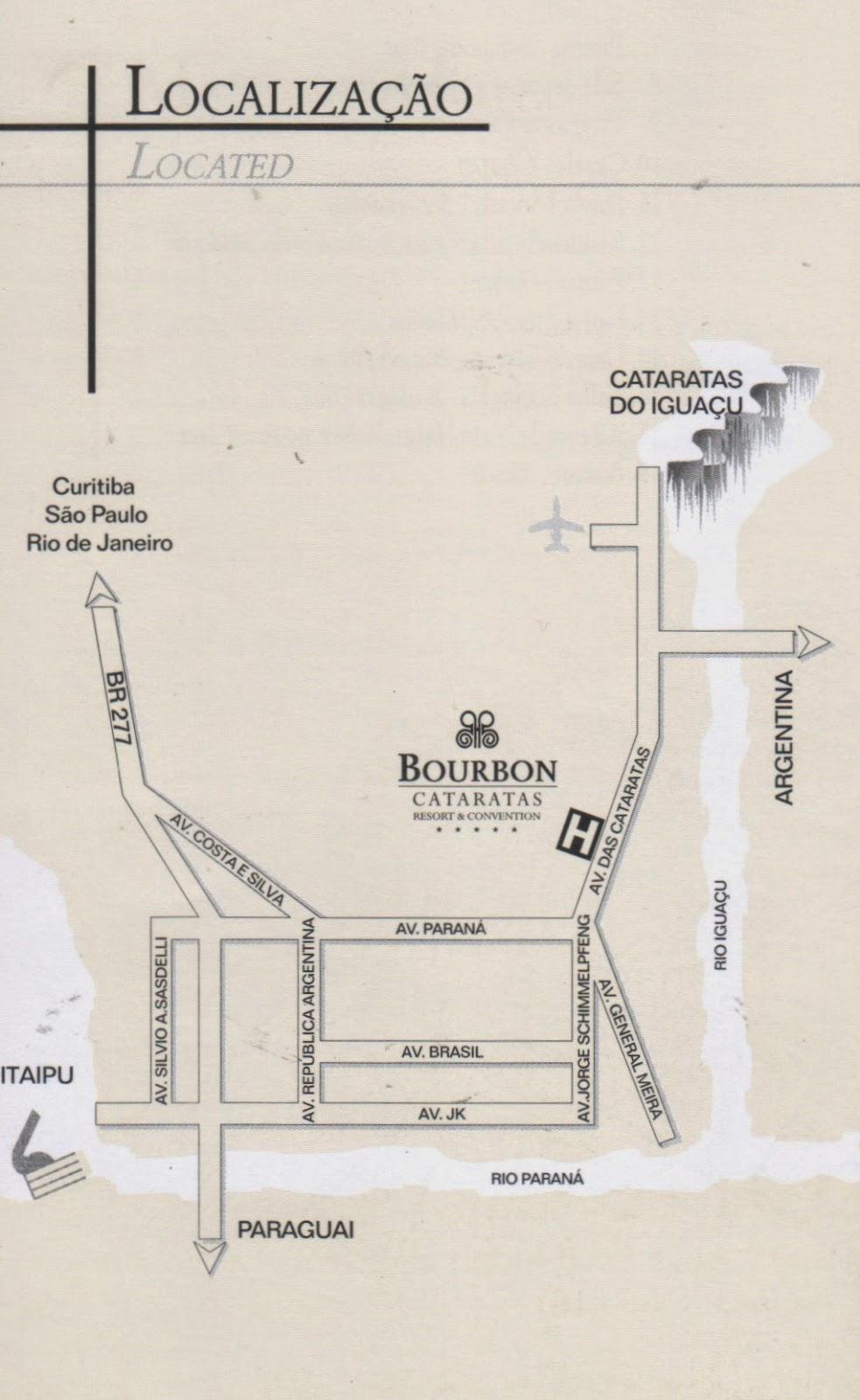 Hotel Bourbon Cataratas Foz do Iguaçú