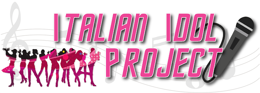 Italian Idol Project Official Blog