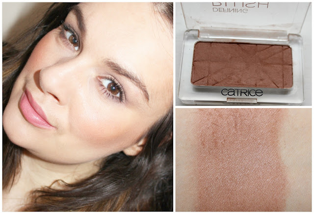 Catrice Defining Blush in (010) Toffee Fairy