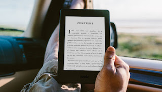 Kindle Paperwhite 2015 - Pantalla