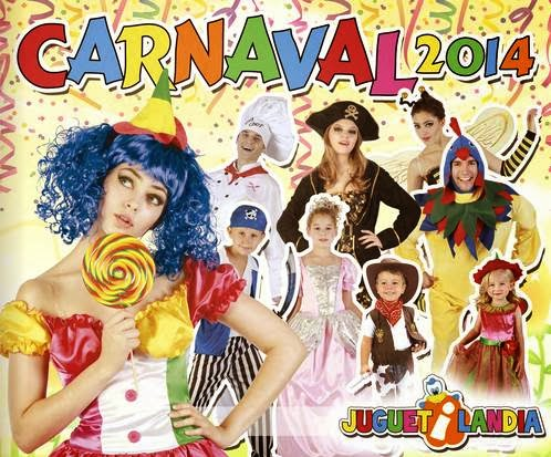 catalogo juguetilandia carnaval 2014
