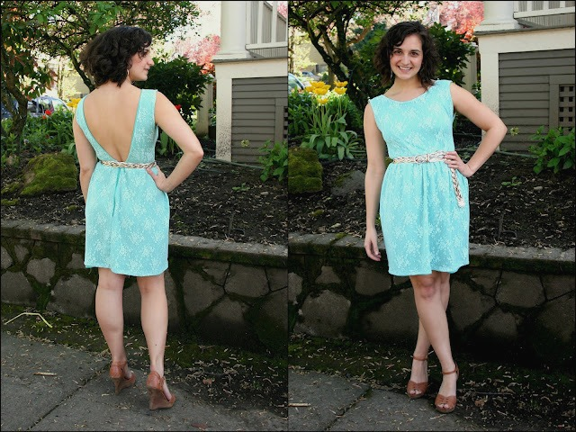 Backless Dress: How To Sew A Backless Dress