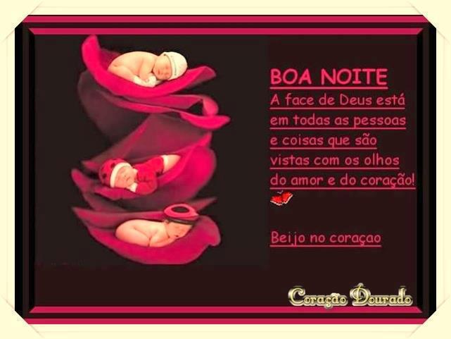 Coração Dourado Cartões De Bom Dia Boa Tarde E Boa Noite