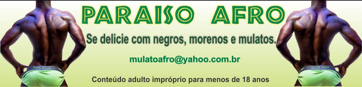 NIGGER - PARAISO AFRO