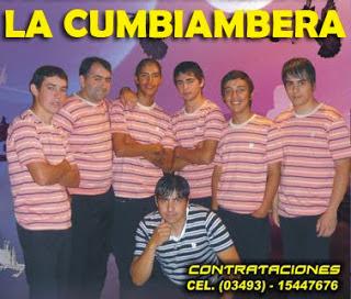 La Cumbiambera - a Puro Piropo (2013)