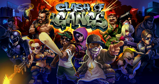 Clash of Gangs V1.4.1 MOD APK High Damage Range | JEMBER