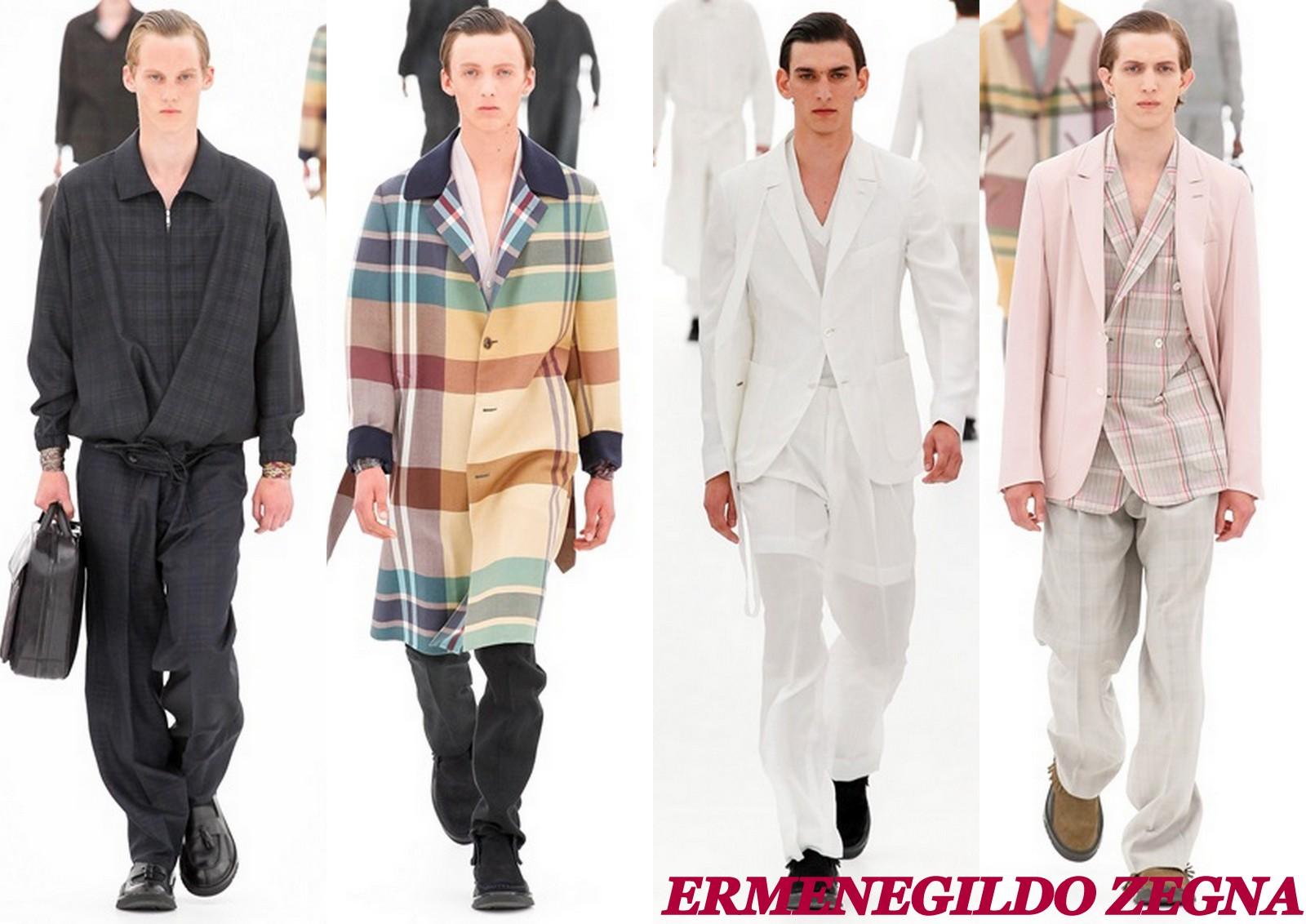 Ermenegildo Zegna , Menswear , SS16 , Milan Fashion Week