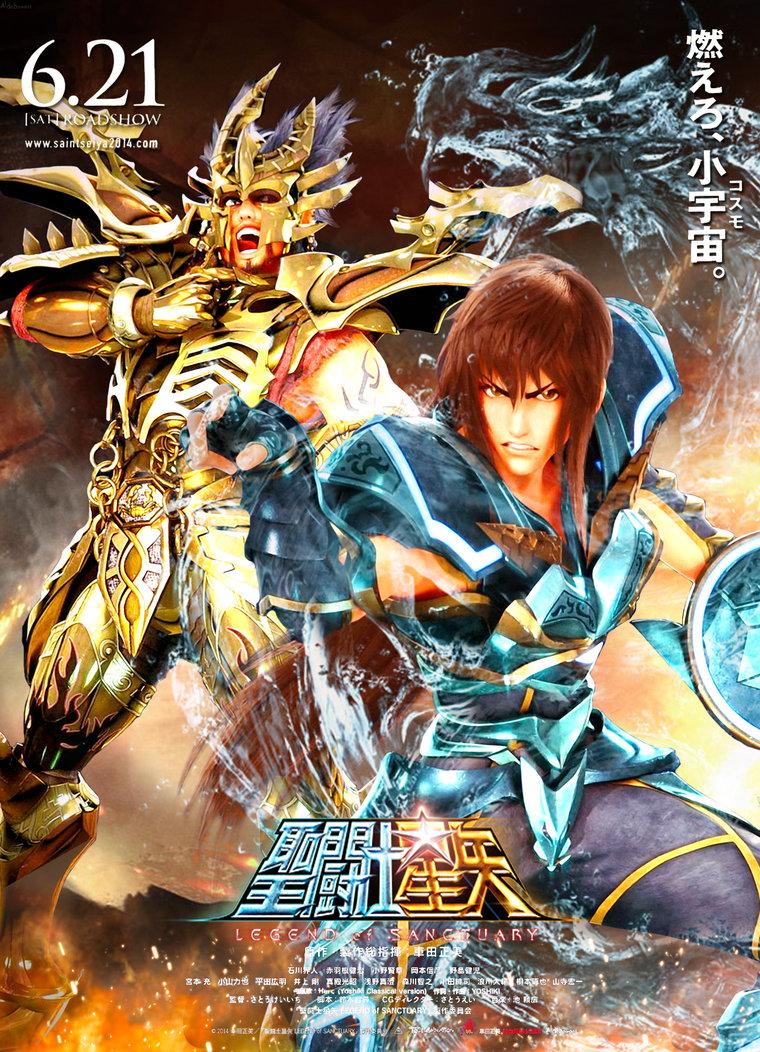 Thành Đấu Sĩ Seiya: Huyền Thoại Thánh Vực
