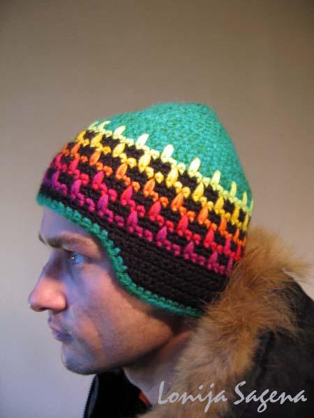 vīriešu cepures,tamborētas cepures,lofonsa