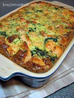 spinach-salmon-bake
