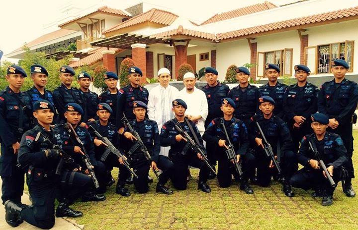 Surat Untuk Ayahanda Irjen. Pol. Drs. H. Saud Usman Nasution, Kepala BNPT Dari Ustadz KH Muhammad Arifin Ilham