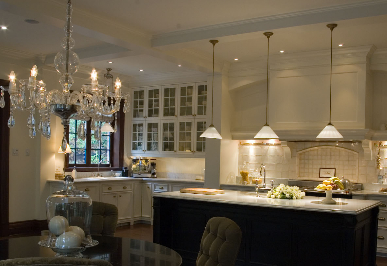 Simply beautiful now interior design dream team the for Georgian style kitchen designs