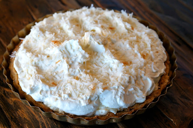 Budapest Hungry., coconut cream pie, Fairfield Hospital, Fairfield Hospital Buttermilk Pie, Mexican Cornbread, East Coast Swing, Stabilized Whipped Cream, Tostitos with a Hint of Lime,