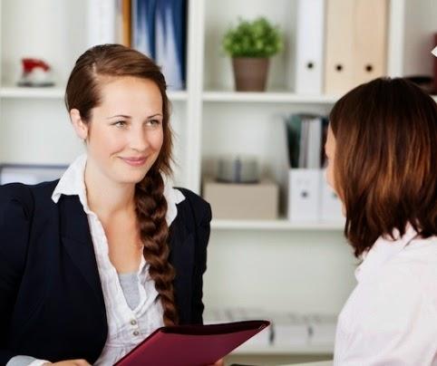entrevista de trabajo, gestos, PersonasEU,