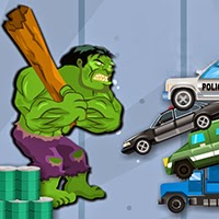 Revenge Of The Hulk | Juegos15.com