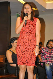 Jwala Gutta  Pictures in Short Dress at Crescent Cricket Cup Trophy 2013 Launch  0032.jpg