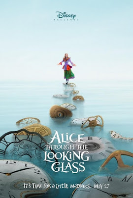 Film Alice Through the Looking Glass 2016