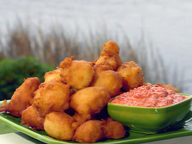 Corn fritters are one of my favorites!