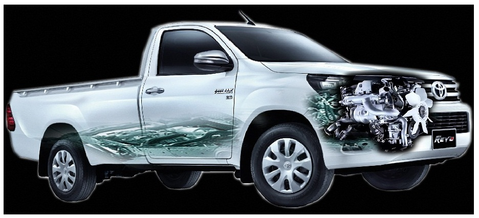 toyota hilux revo wiring engine toyota hilux revo specification 2016 Toyota Hilux Revo