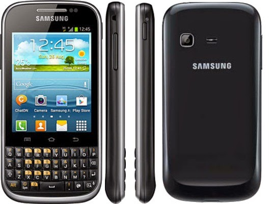 Cara Root Samsung Galaxy Chat B5330