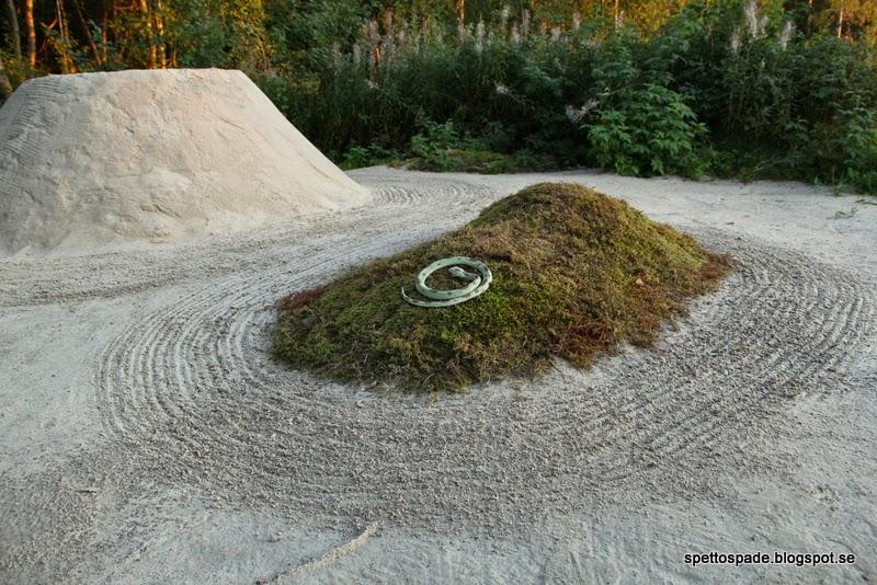 japansk mossträdgård