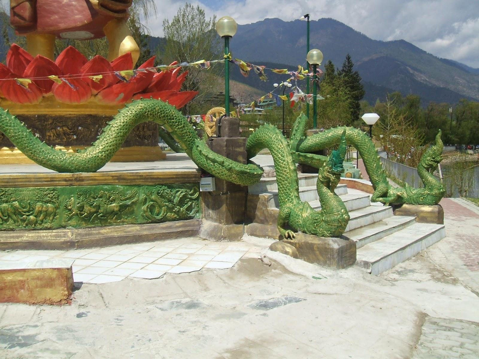Landscape Bhutan
