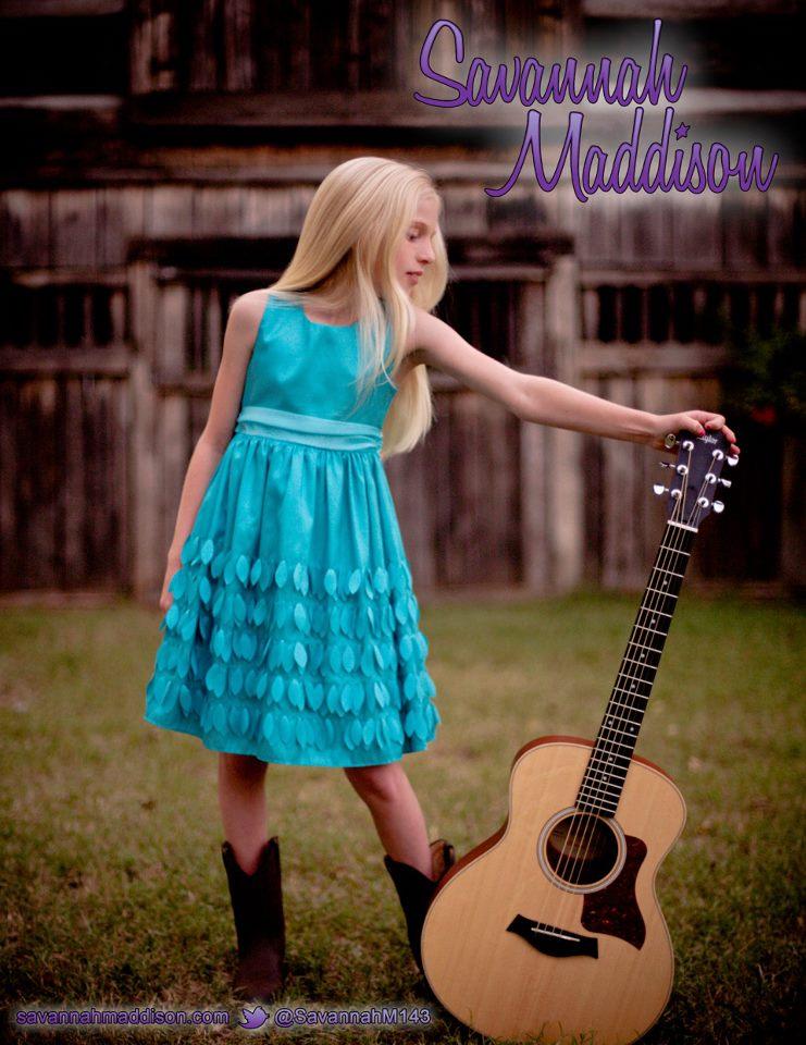 Musician Spotlight: Singer Savannah Maddison