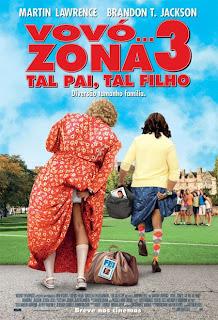 001 Vovó… Zona 3: Tal Pai, Tal Filho – TS   RMVB Dublado