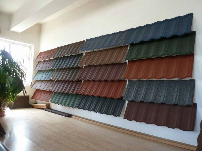 Roofing tiles stone coated roofing tiles eco roofing tyukafo