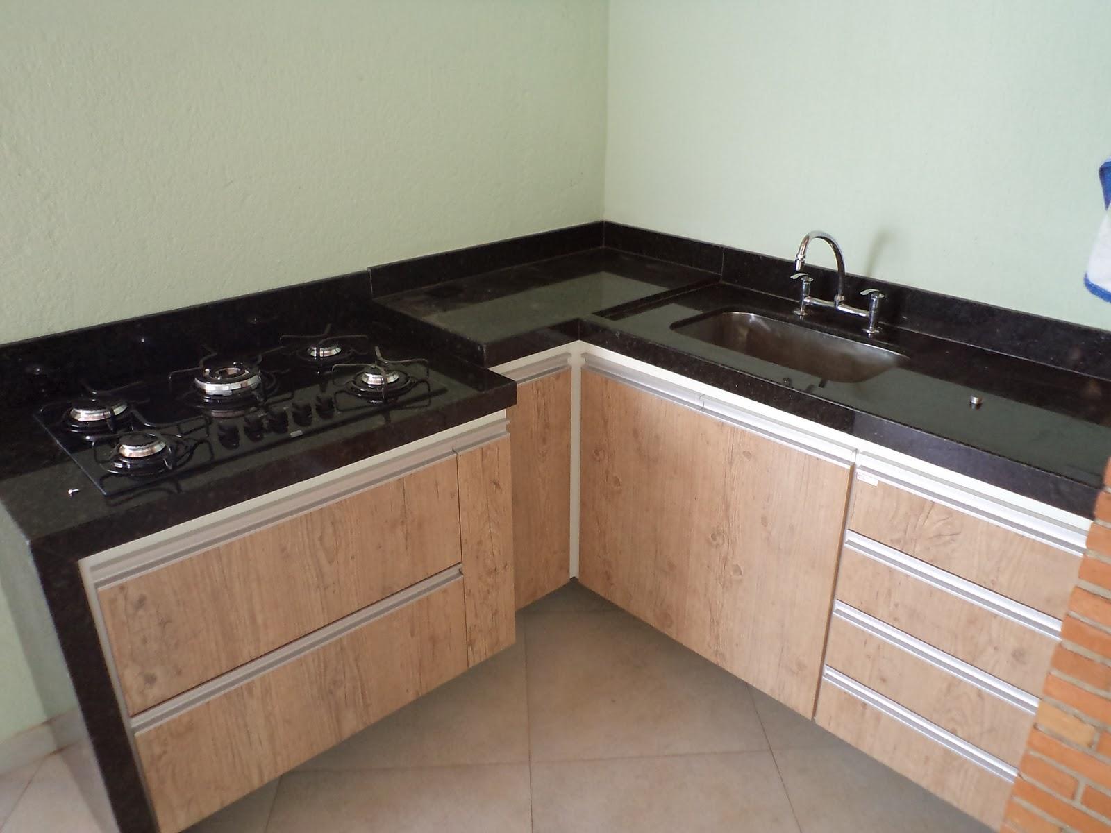 SPJ Móveis Planejados: Cozinha para área externa #935B38 1600x1200