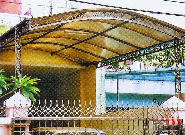 Canopy rumah minimalis 6