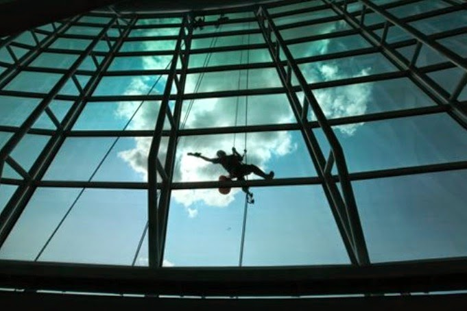 Robinson Solutions Professional Window Cleaning Our Guys