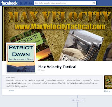Max Velocity Tactical Facebook Page