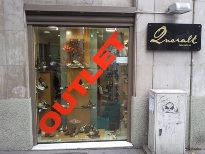 Queralt Sabaters Outlet en Barcelona