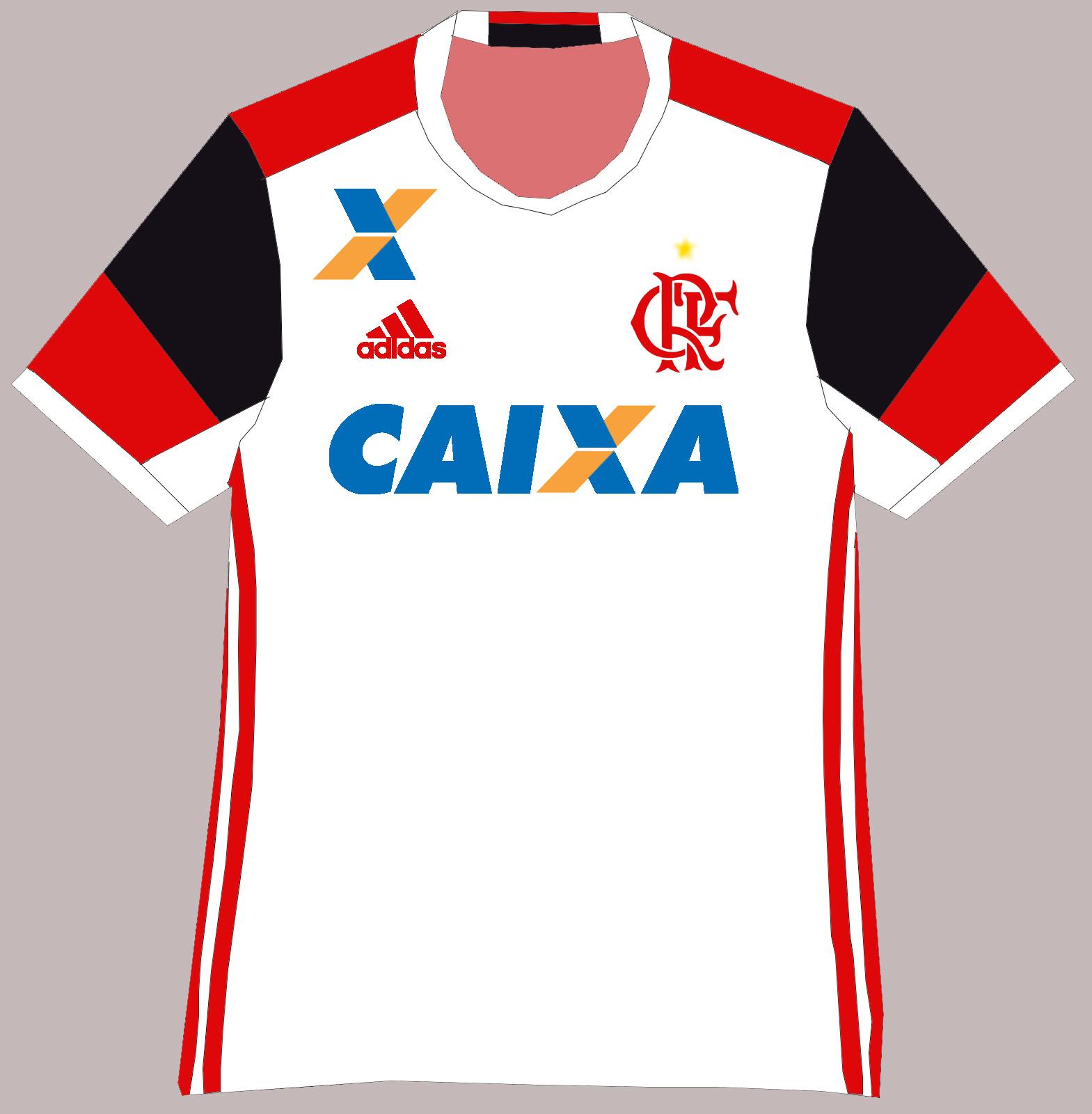 PREVISÃO  Camisas do Flamengo para 2016 ad16a62bd1795