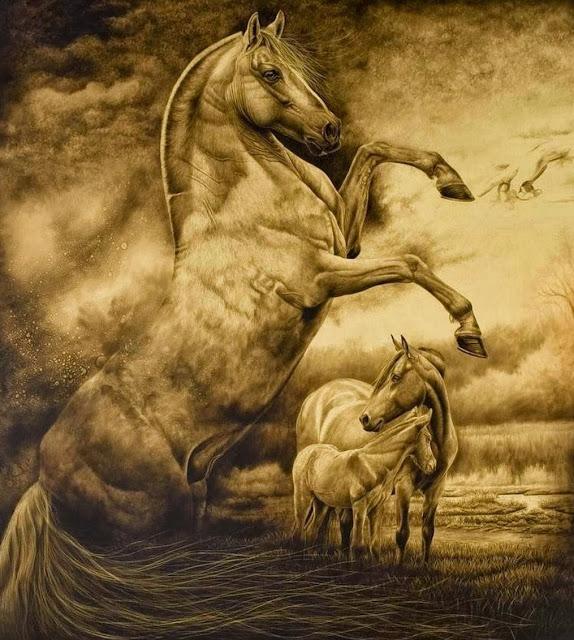 surrealismo-con-caballos