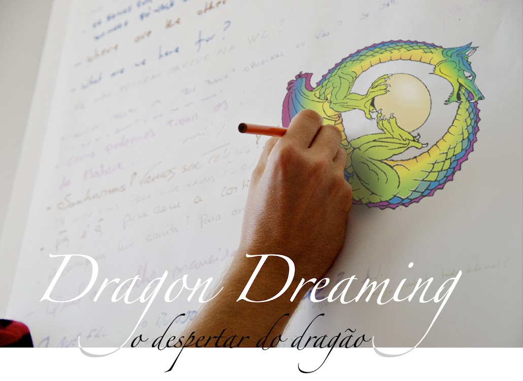 dragon dreaming em Portugal