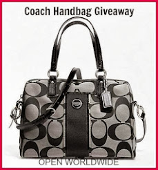 Coach Handbag Giveaway - ends 12/18