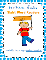 printable, sight word readers