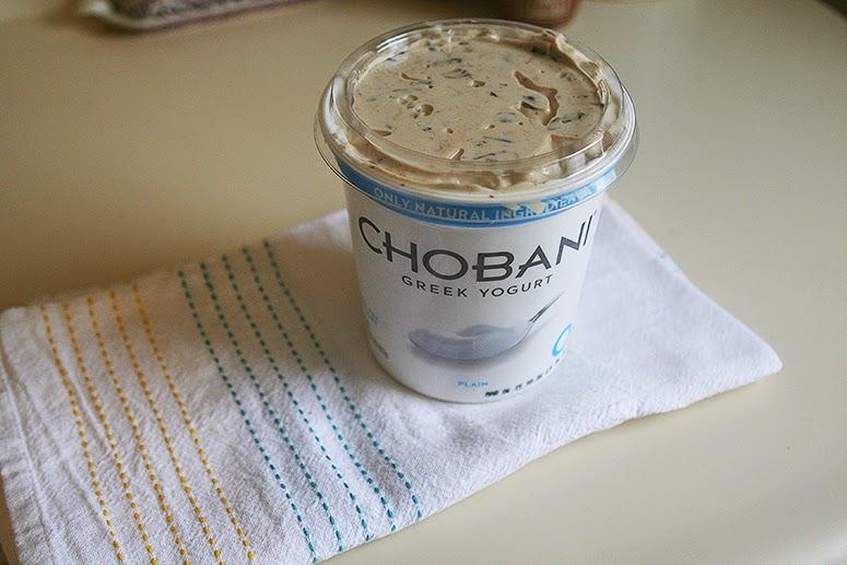 Chobani caramelized onion dip