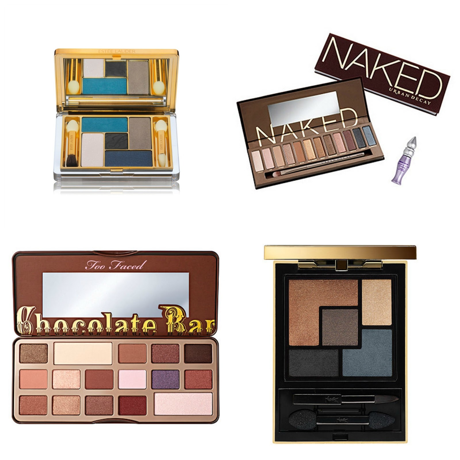 high end eye shadow palettes