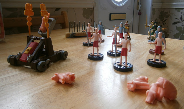 rotten roman horrible histories battle pack toys new 2013