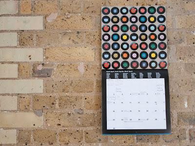 Ella Doran wall calendar 2012 by teNeues