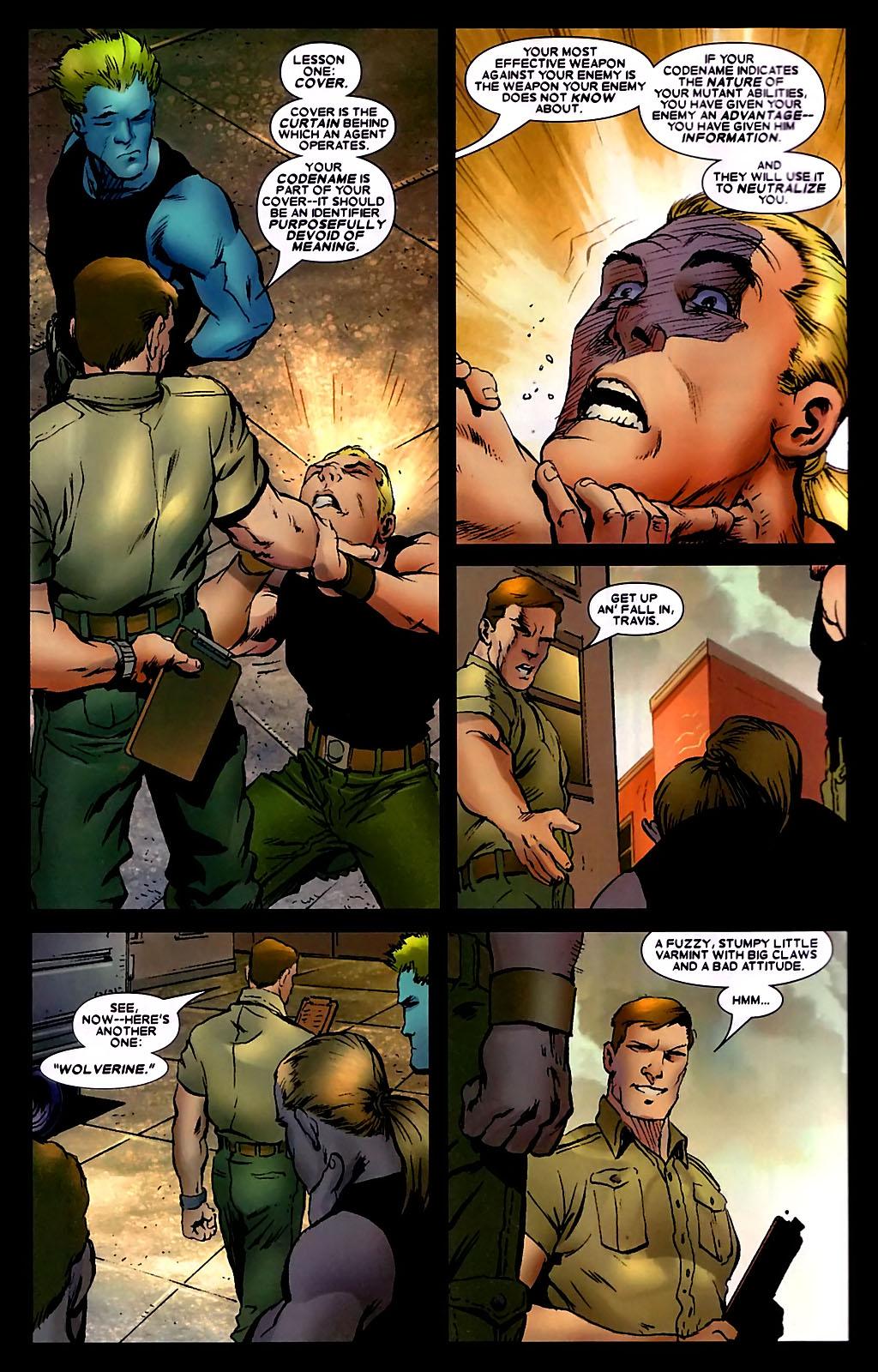 Read online Wolverine (2003) comic -  Issue #34 - 9