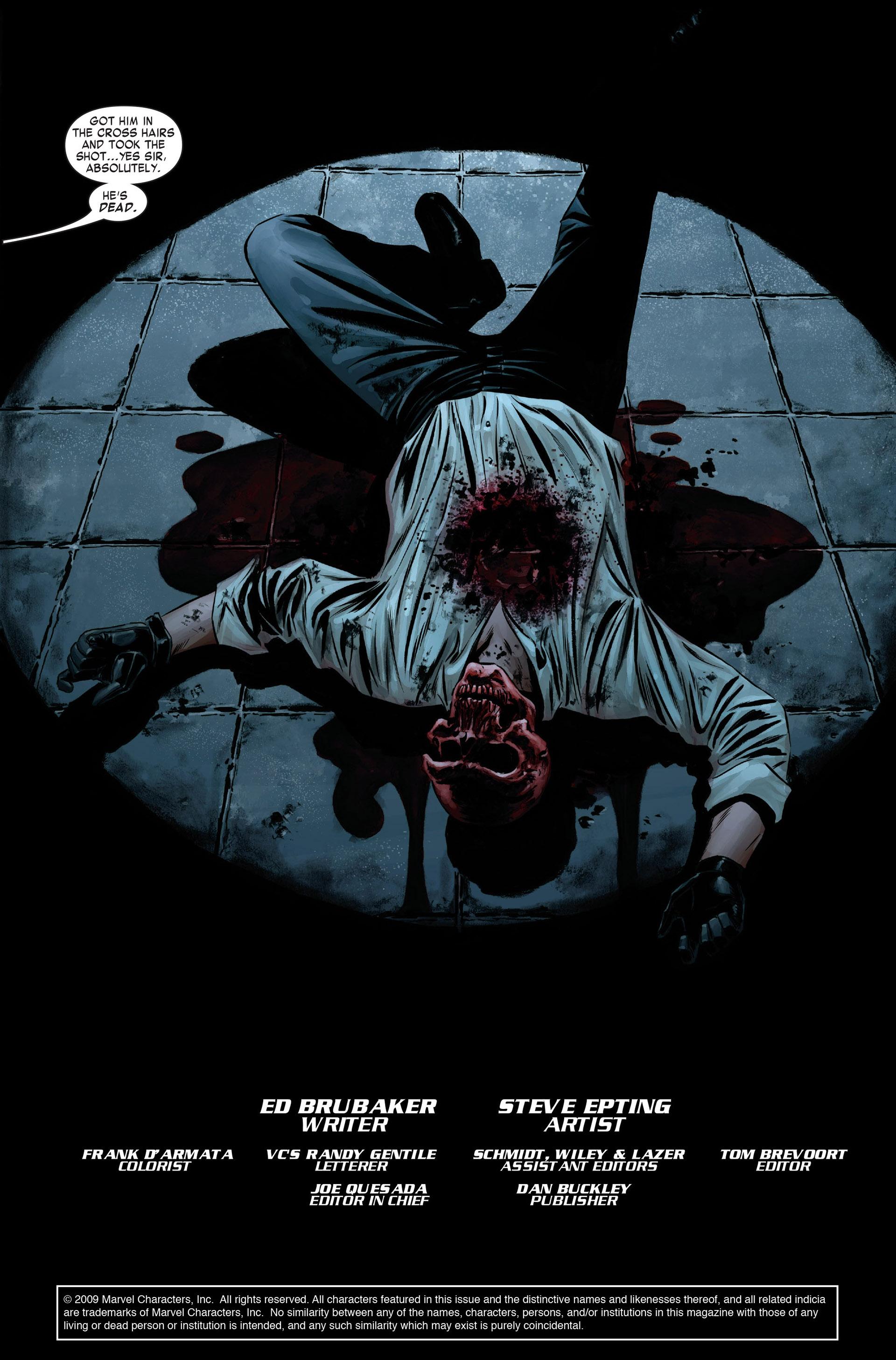 Captain America (2005) Issue #1 #1 - English 28